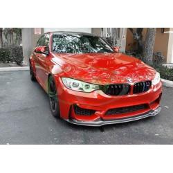 BMW M3 | M4 [F80 F82 F83] Spoiler Zderzaka Przedniego DTM Style