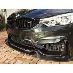 BMW M3 | M4 [F80 F82 F83] Spoiler Zderzaka Przedniego V Style