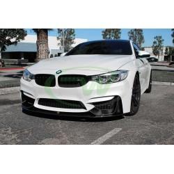 BMW M3 | M4 [F80 F82 F83] Spoiler Zderzaka Przedniego Performance Style