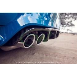 BMW M3 | M4 [F80 F82 F83] Dyfuzor zderzaka tylnego RKP Style