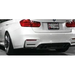 BMW M3 | M4 [F80 F82 F83] Dyfuzor zderzaka tylnego D3 Style
