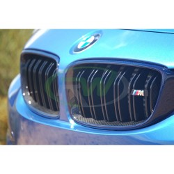 BMW M3 | M4 [F80 F82 F83] Atrapa Chłodnicy - Włókno Węglowe