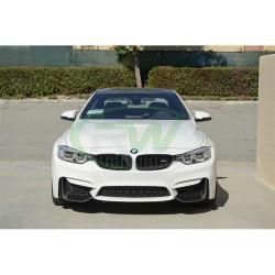 BMW M3 | M4 [F80 F82 F83] Splittery Zderzaka Przedniego PF Style